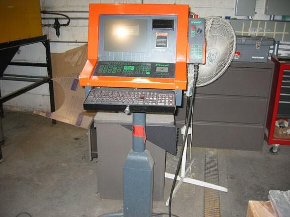 BYSTRONIC Byjet 3015 5' x 10' CNC Dual Head Water Jet Cutting System-14410b