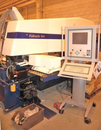 PULLMAX-Pullmatic-104-27-Ton-CNC-Turret-Punch-Press