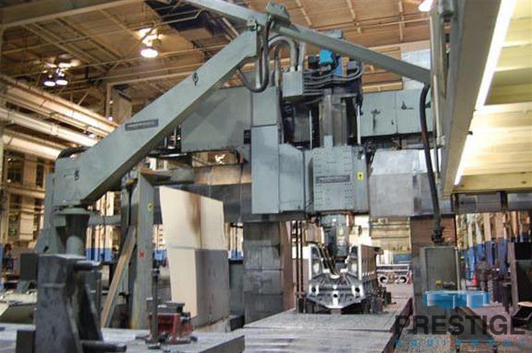 Ingersoll Double Column 5-Axis CNC Planer Mill-16405c