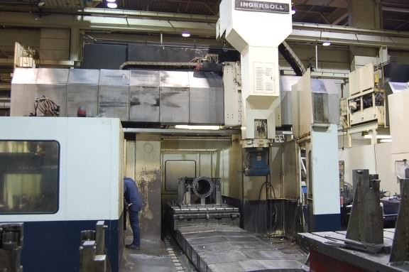 Ingersoll Master Center 5-Face CNC Machining Center (3-Machines)-16720c