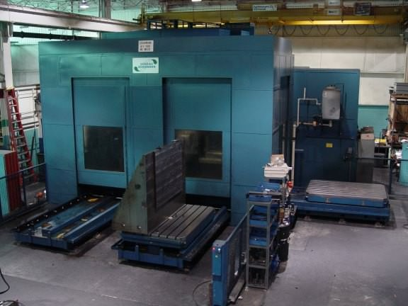 Scharmann-Heavycut-1Z-TDV3-5.9-CNC-Table-Type-Horizontal-Boring-Mill