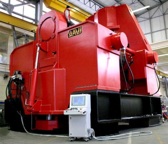DAVI-MAV-30130-8-x-10-3-Roll-CNC-Hydraulic-Plate-Roll