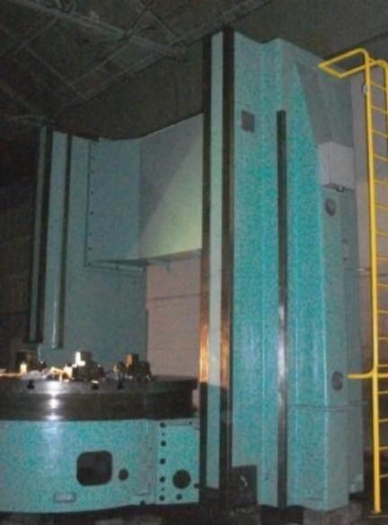 Froriep-10KZ300-120-132-Vertical-Boring-Mill