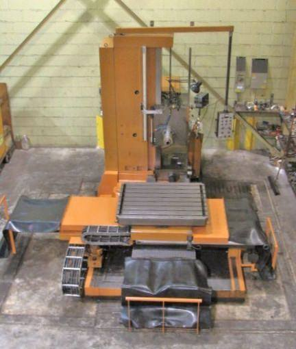 PBR-AF90-3.5-Table-Type-Horizontal-Boring-Mill