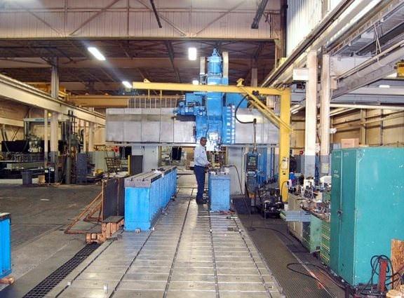 Waldrich-Siegen-CNC-5-Face-Planer-Mill