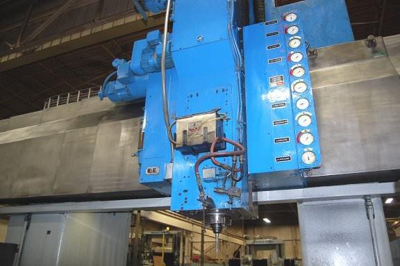Waldrich Siegen V/H 5-Face  CNC Planer Mill-19623b