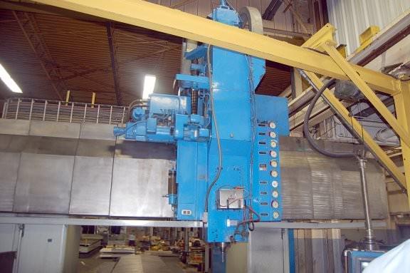 Waldrich Siegen V/H 5-Face  CNC Planer Mill-19623e