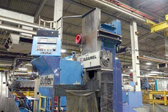 Butler-Traveling-Column-Machining-Center