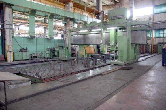 Waldrich-Coburg-CNC-Gantry-Milling-Machine