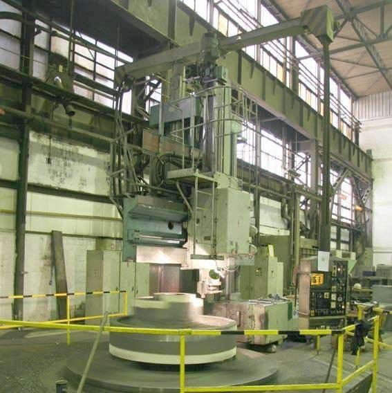Skoda-(Blansko)-SKJ-32-63-126-248-Vertical-Boring-Mill