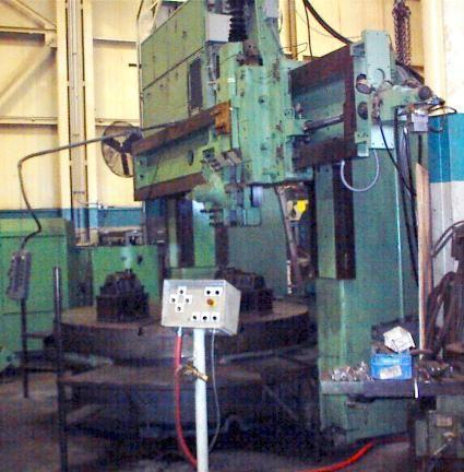 Betts-Pegrail-96-Vertical-Boring-Mill