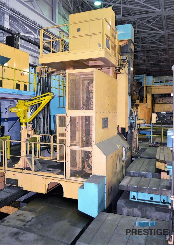 Toshiba BFD-200 5-Axis 200 MM  CNC Floor Type Horizontal Boring Mill-21251c