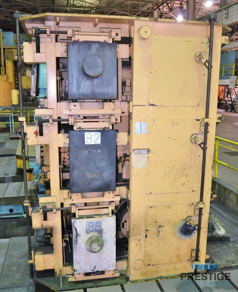 Toshiba BFD-200 5-Axis 200 MM  CNC Floor Type Horizontal Boring Mill-21251d