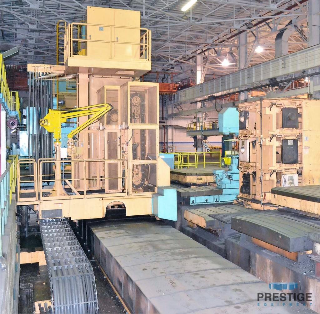 Toshiba BFD-200 5-Axis 200 MM  CNC Floor Type Horizontal Boring Mill-21251e