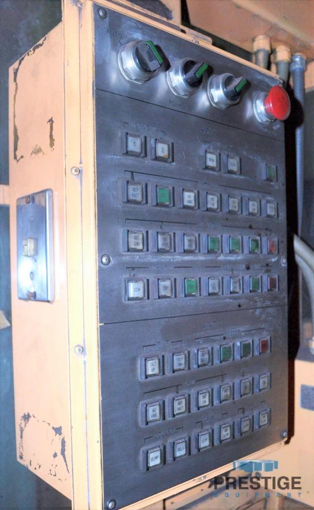 Toshiba BFD-200 5-Axis 200 MM  CNC Floor Type Horizontal Boring Mill-21251f