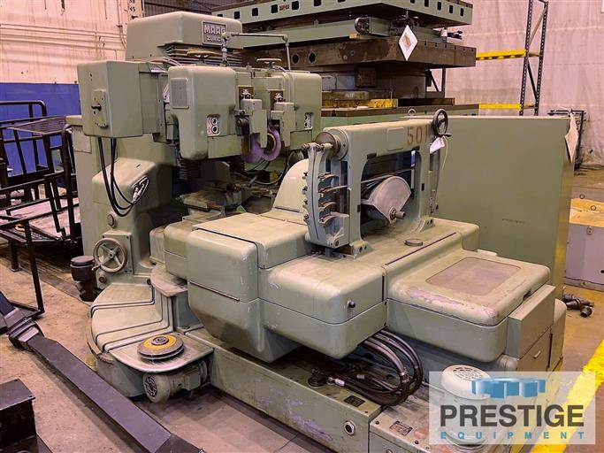 MAAG HSS-60BC Gear Grinder