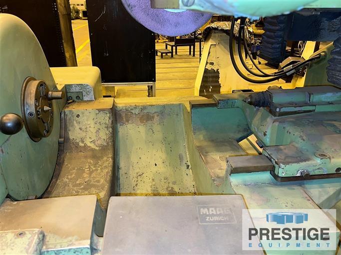 MAAG HSS-60BC Gear Grinder-21410f