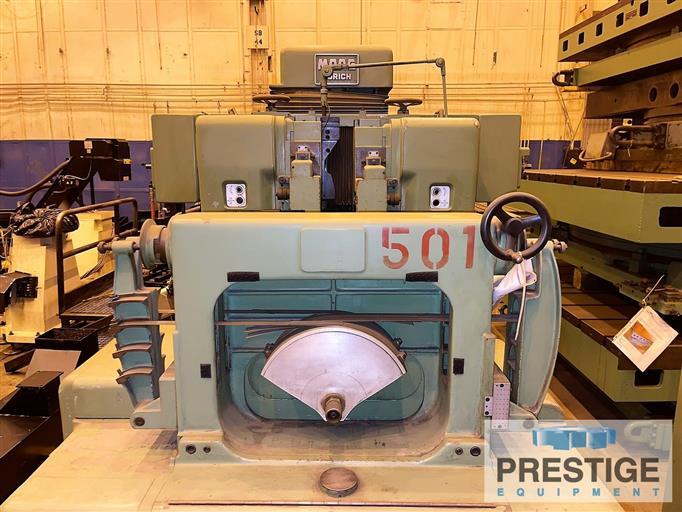MAAG HSS-60BC Gear Grinder-21410h