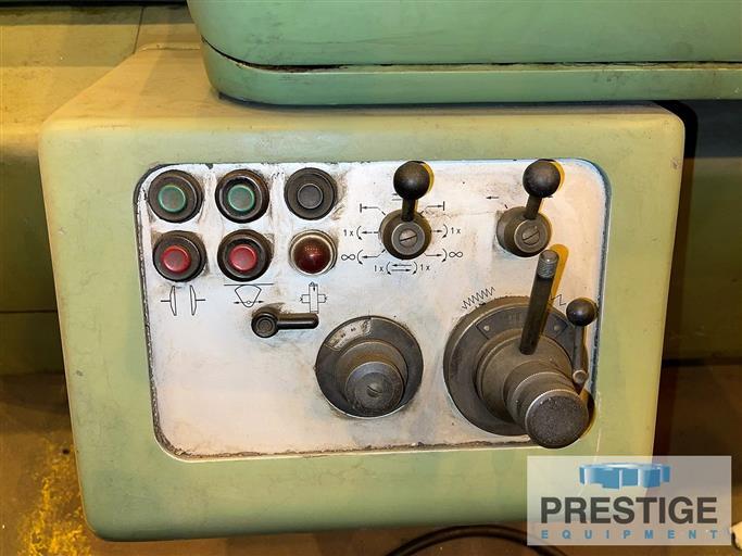 MAAG HSS-60BC Gear Grinder-21410i