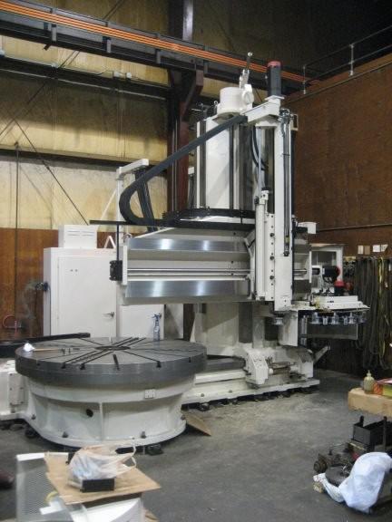 Kobe-Diesel-78-157-CNC-Vertical-Boring-Mill