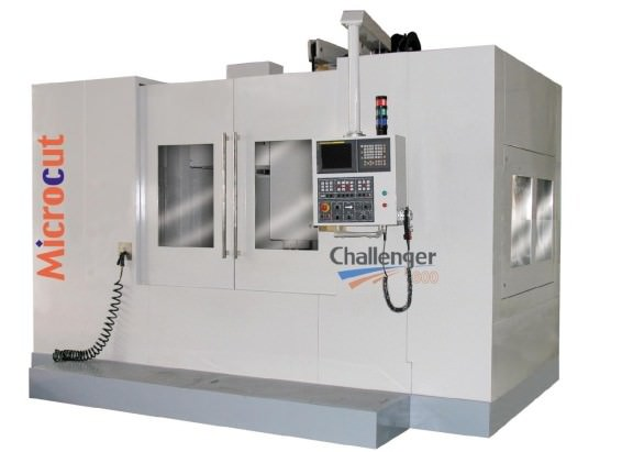 MICROCUT VMC-2100 CNC Vertical Machining Center
