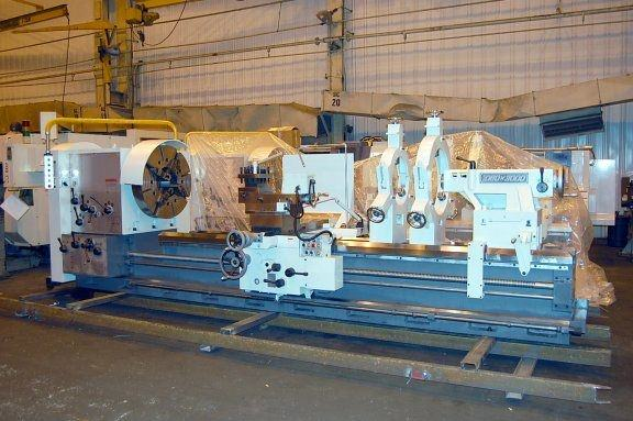 TAKANG-TK1070x3000-41.7-x-118.1-Hollow-Spindle-Lathe-Brand-New