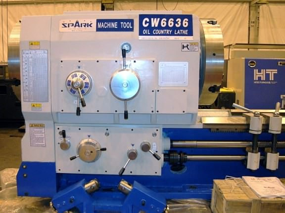 Spark-40-x-118-Spark-Hollow-Spindle-Manual-Lathe-Brand-New