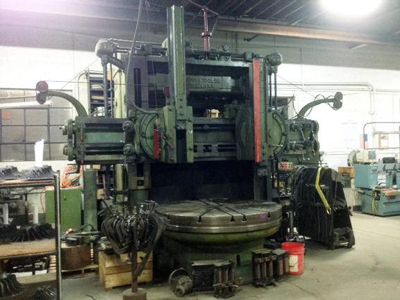King-72-Vertical-Boring-Mill