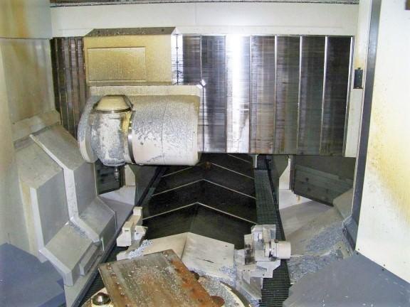 MAZAK Integrex E-1850 V12 5-Axis CNC Vertical and Horizontal Turning Center-22981b