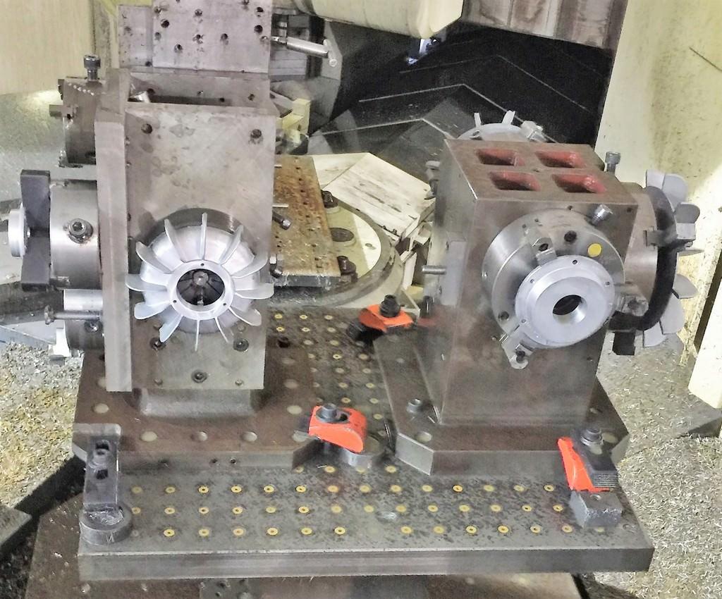 MAZAK Integrex E-1850 V12 5-Axis CNC Vertical and Horizontal Turning Center-22981e