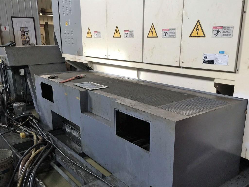 MAZAK Integrex E-1850 V12 5-Axis CNC Vertical and Horizontal Turning Center-22981i