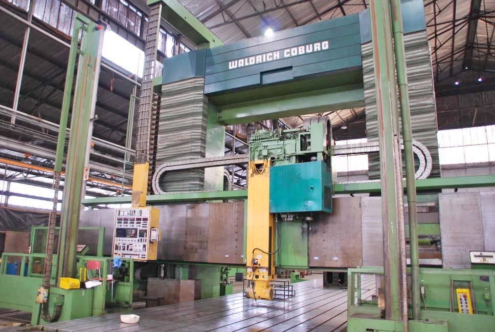Waldrich Siegen FP 400C CNC Planer Mill