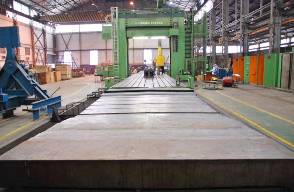 Waldrich Siegen FP 400C CNC Planer Mill-23166d
