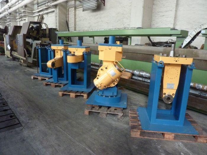 Waldrich Siegen FP 400C CNC Planer Mill-23166e
