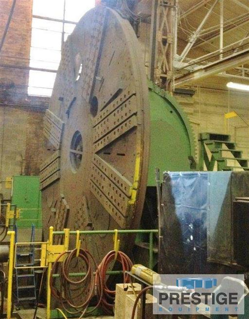 JENNINGS-Gear-Driven-150000-lb.-Welding-Positioner