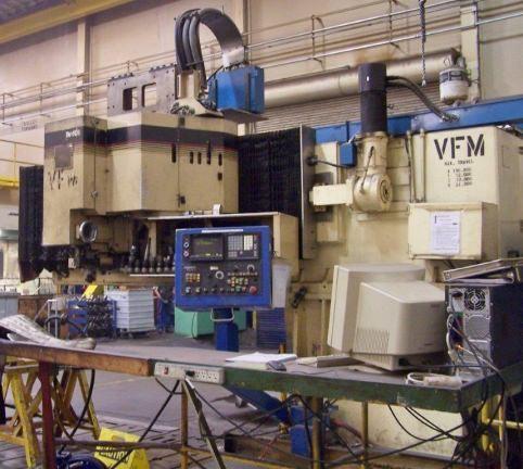 Monarch CNC Traveling Column Type Vertical Machining Center-23737a