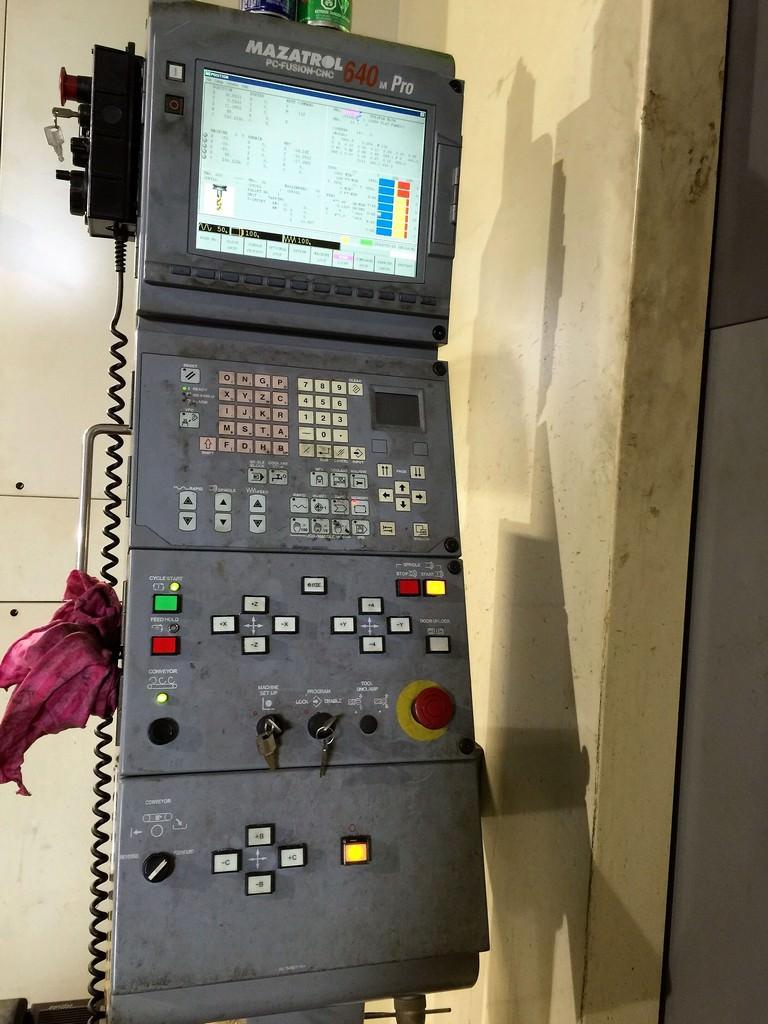 MAZAK Integrex E-1850V 5-Axis Combination-23862b