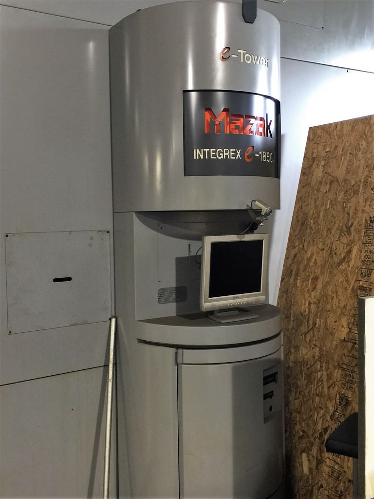 MAZAK Integrex E-1850V 5-Axis Combination-23862c