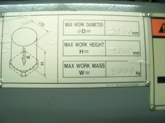 MAZAK Integrex E-1850V 5-Axis Combination-23862k