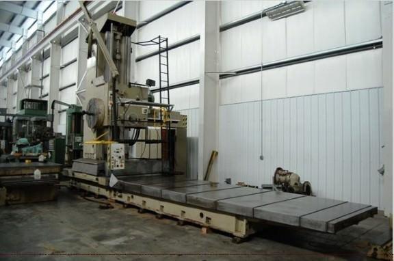 Union-BFP130-6-5.12-Floor-Type-Horizontal-Boring-Mill