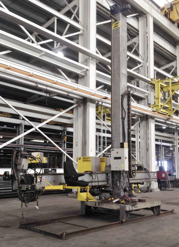 Esab-CaB-460M-6X6-236-Column-&-Boom-Welding-Manipulator