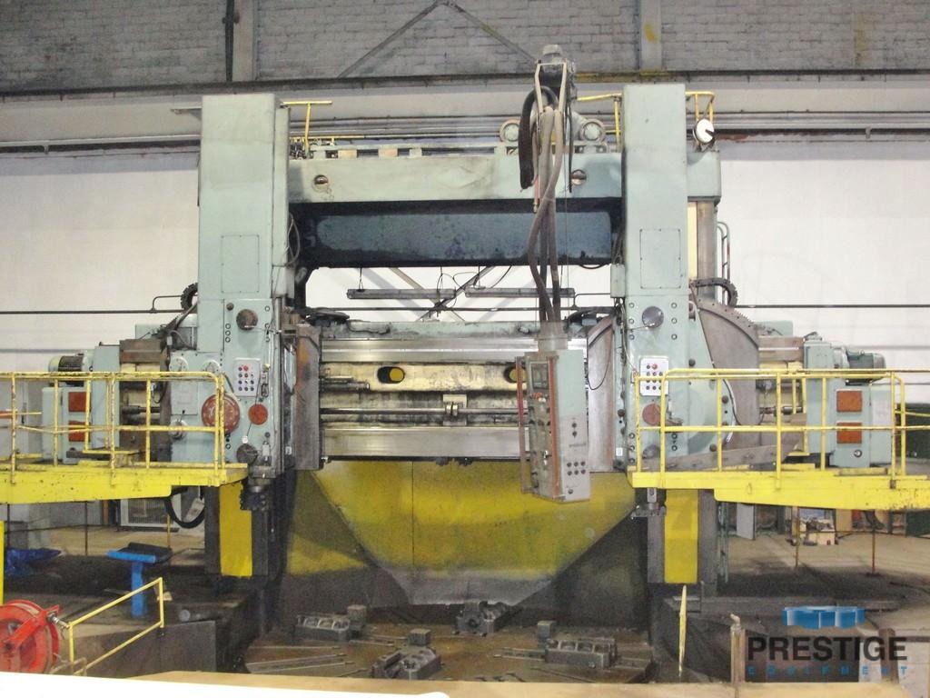 Stanko-KY514F1-157-Vertical-Boring-Mill