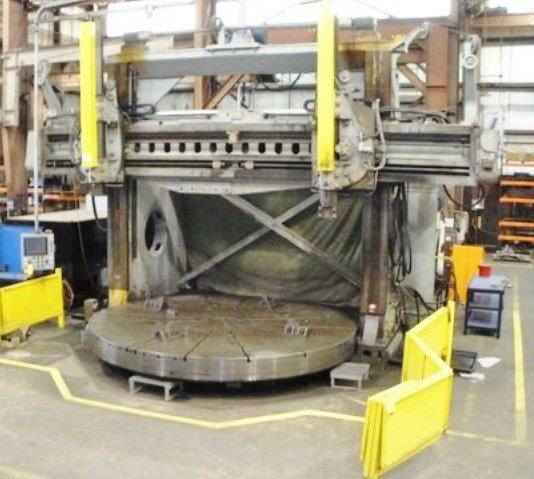 Niles-168-Vertical-Boring-Mill
