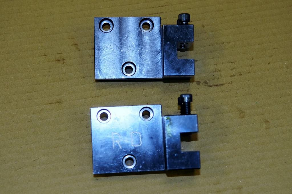 (2) CITIZEN VTF-212L Swiss-Type CNC Fixed-Type Tool Holders-24362a