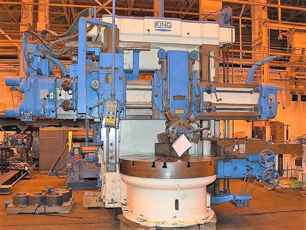 King-62-Vertical-Boring-Mill