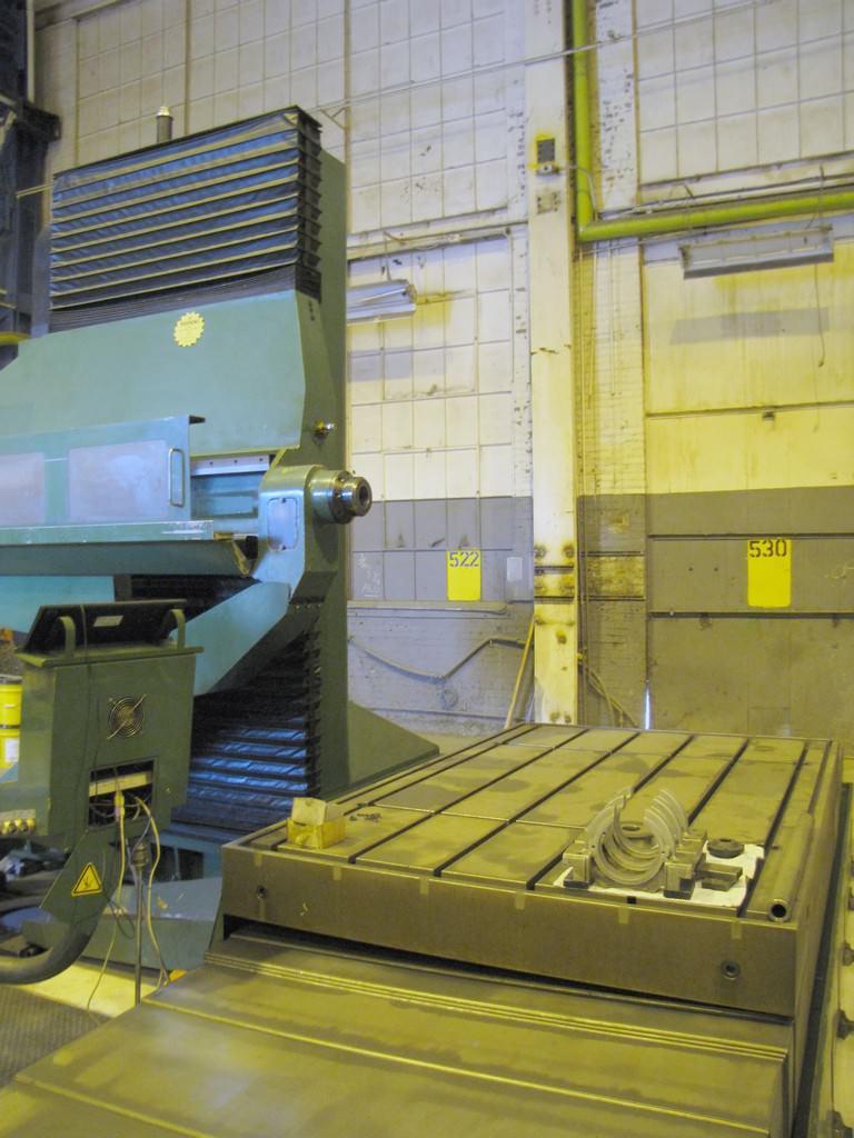Tarus CNC Traveling Table Gun Drilling Machine-24587a