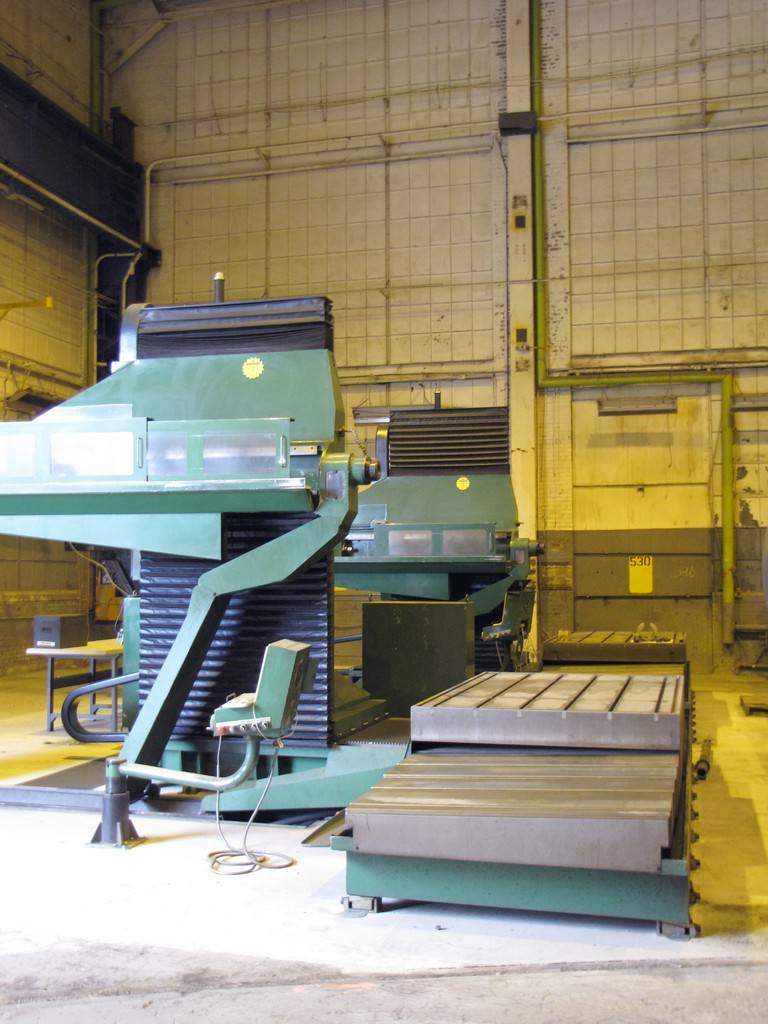 Tarus CNC Traveling Table Gun Drilling Machine-24587b