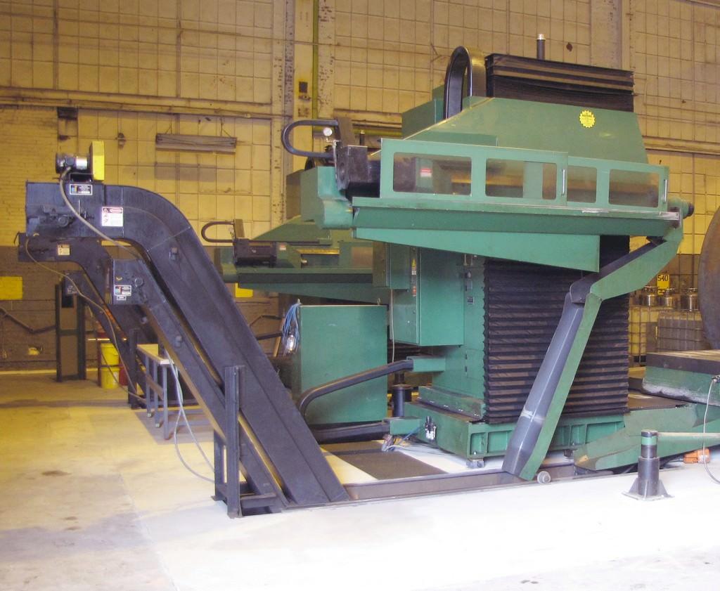 Tarus CNC Traveling Table Gun Drilling Machine-24587c