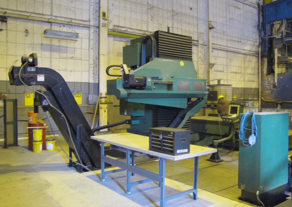 Tarus CNC Traveling Table Gun Drilling Machine-24587d