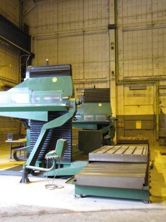 Tarus CNC Traveling Table Gun Drilling Machine-24587e